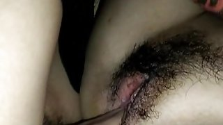 asian gf creampie